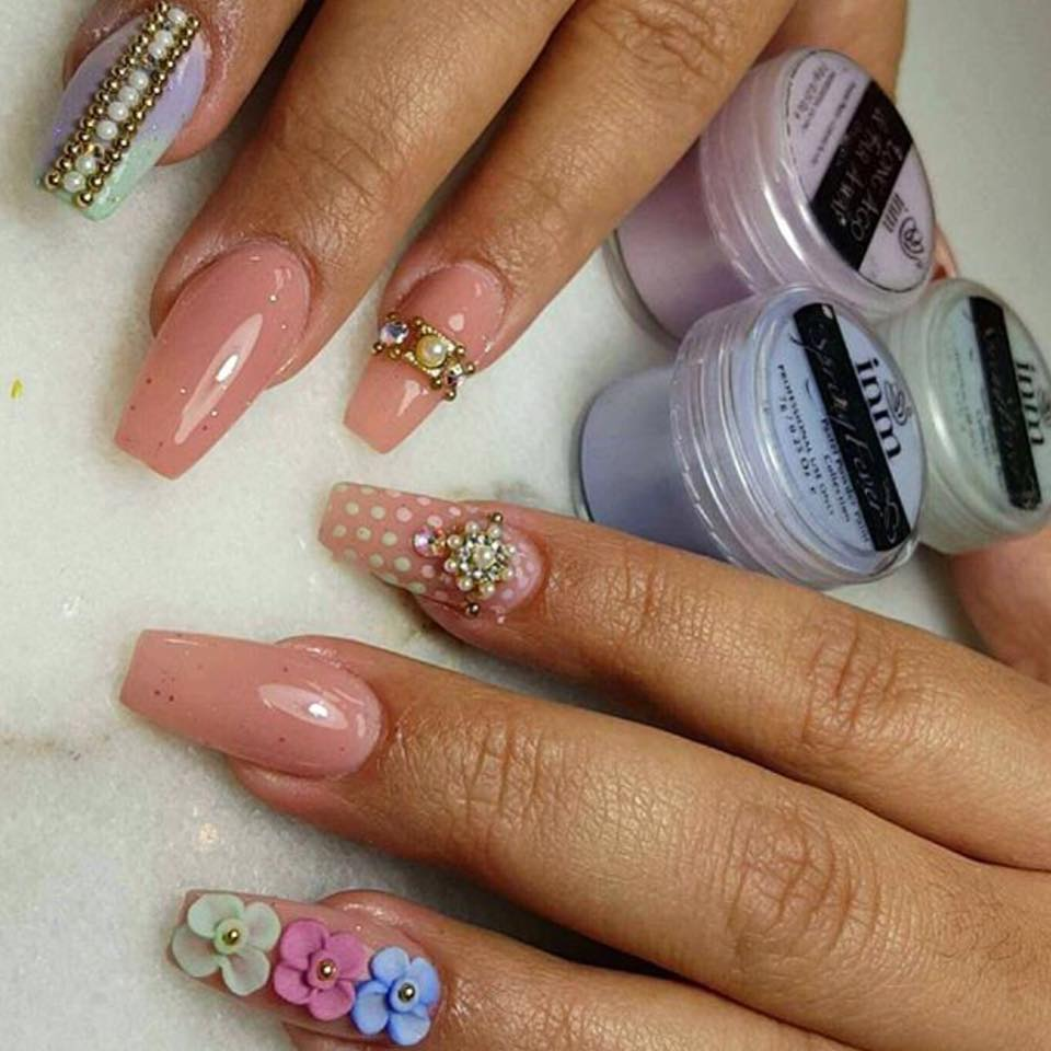 SPRING FEVER COLLECTION 12 X 7GM - Nail X