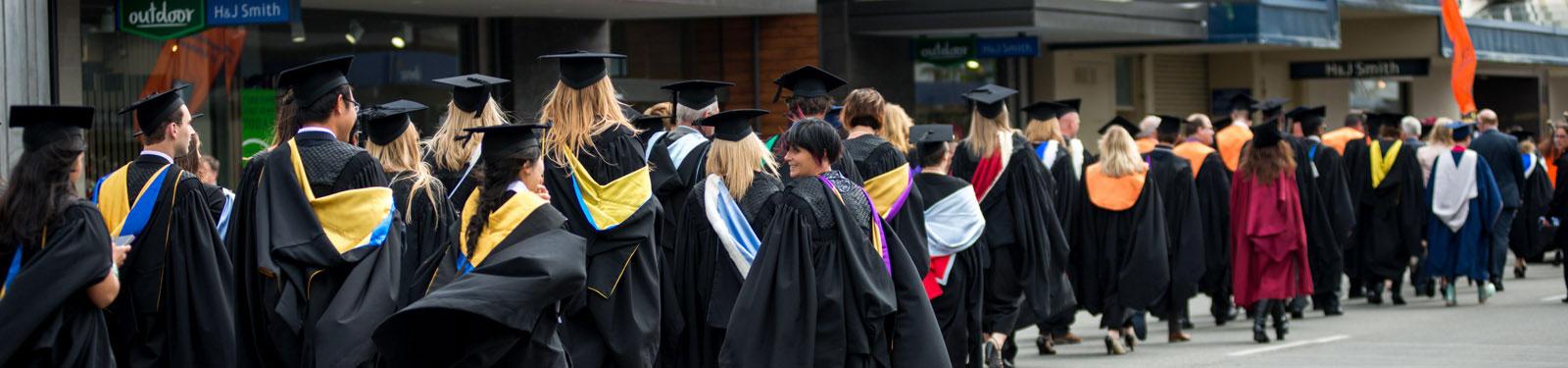 Graduation-march