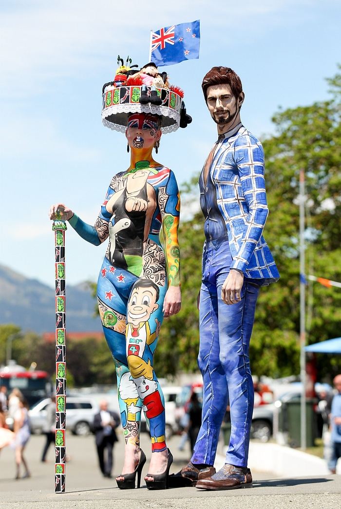 Body Art Winner 2015