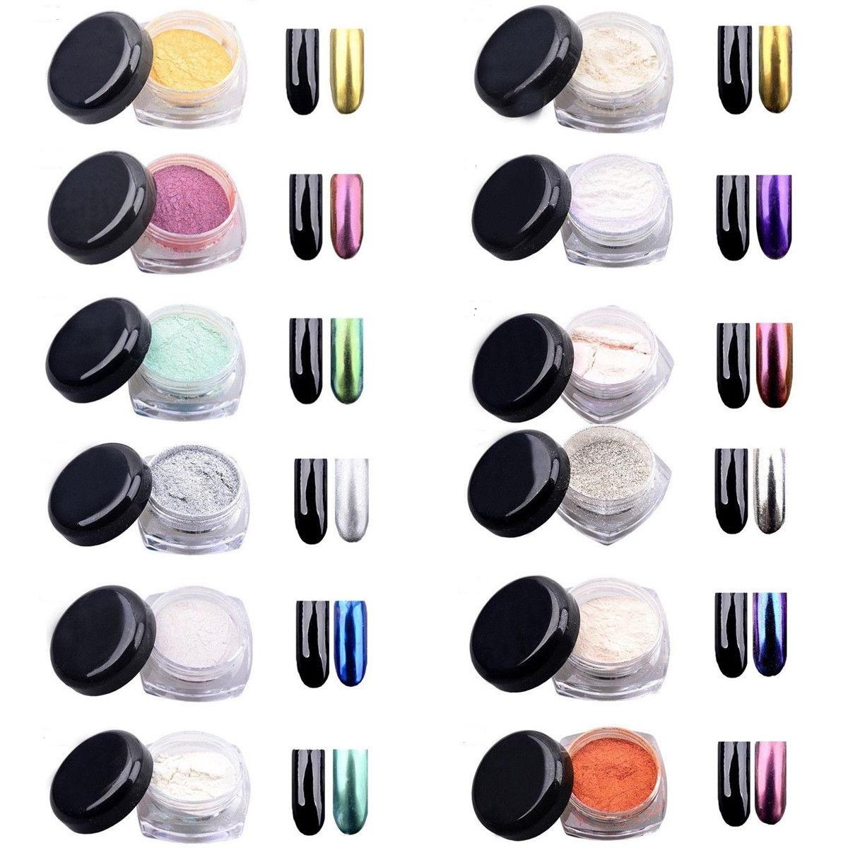 Mirror Chrome/Glitter Pigment