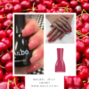 NAILDO – jelly cherry