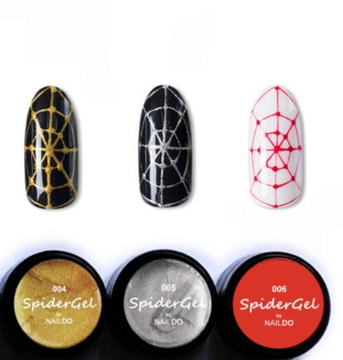 NAILDO spider gel 4