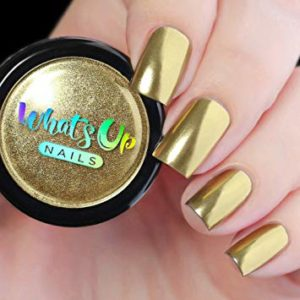 Gold Chrome Powder