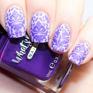 Whats Up Nails Stamping Polish