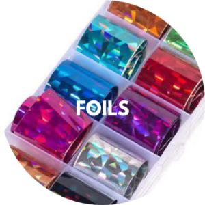 NAILDO Foils