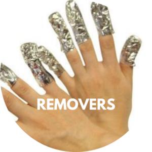 Polish & Product Removers